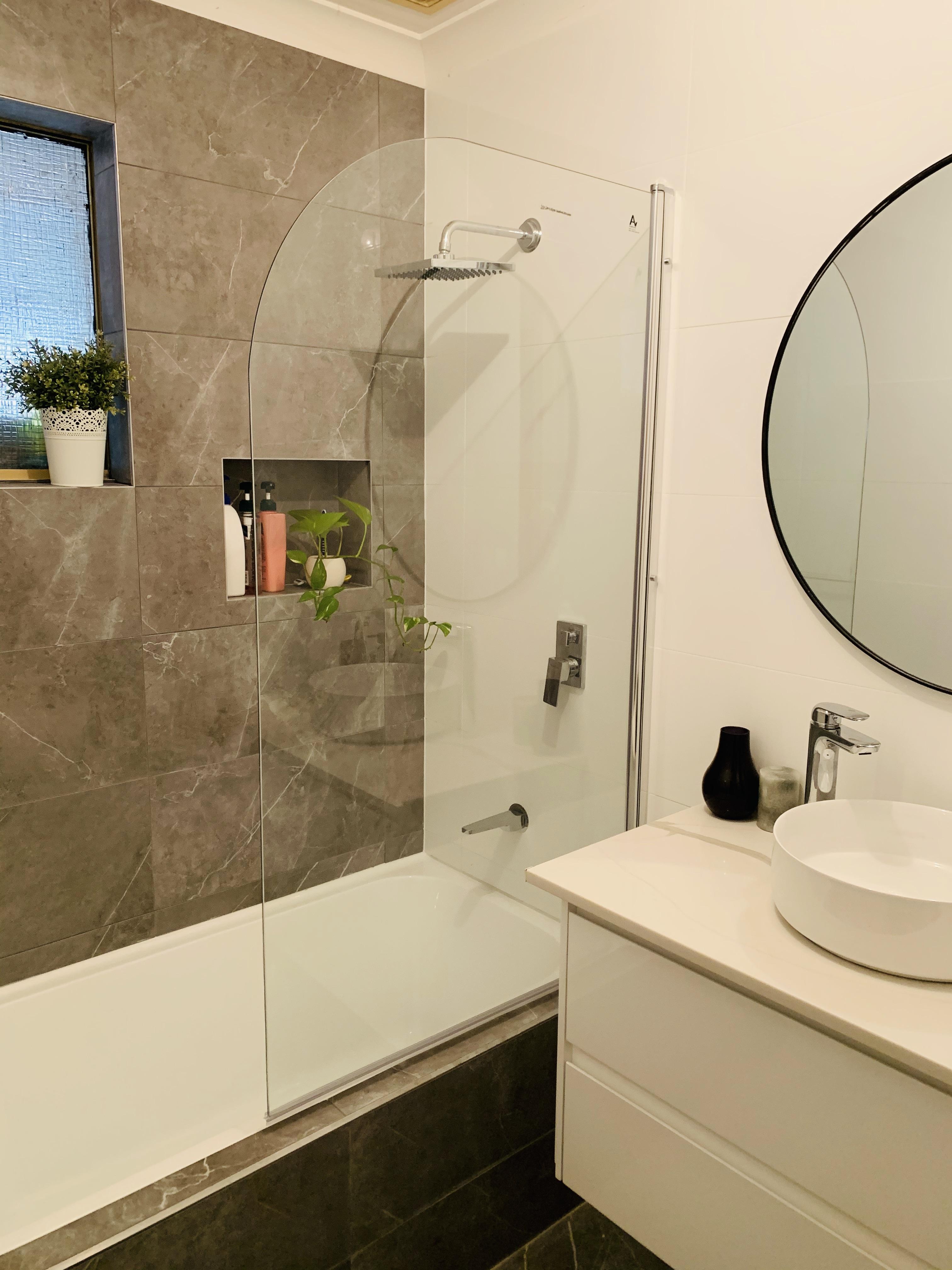 Camillo Bathroom Reno
