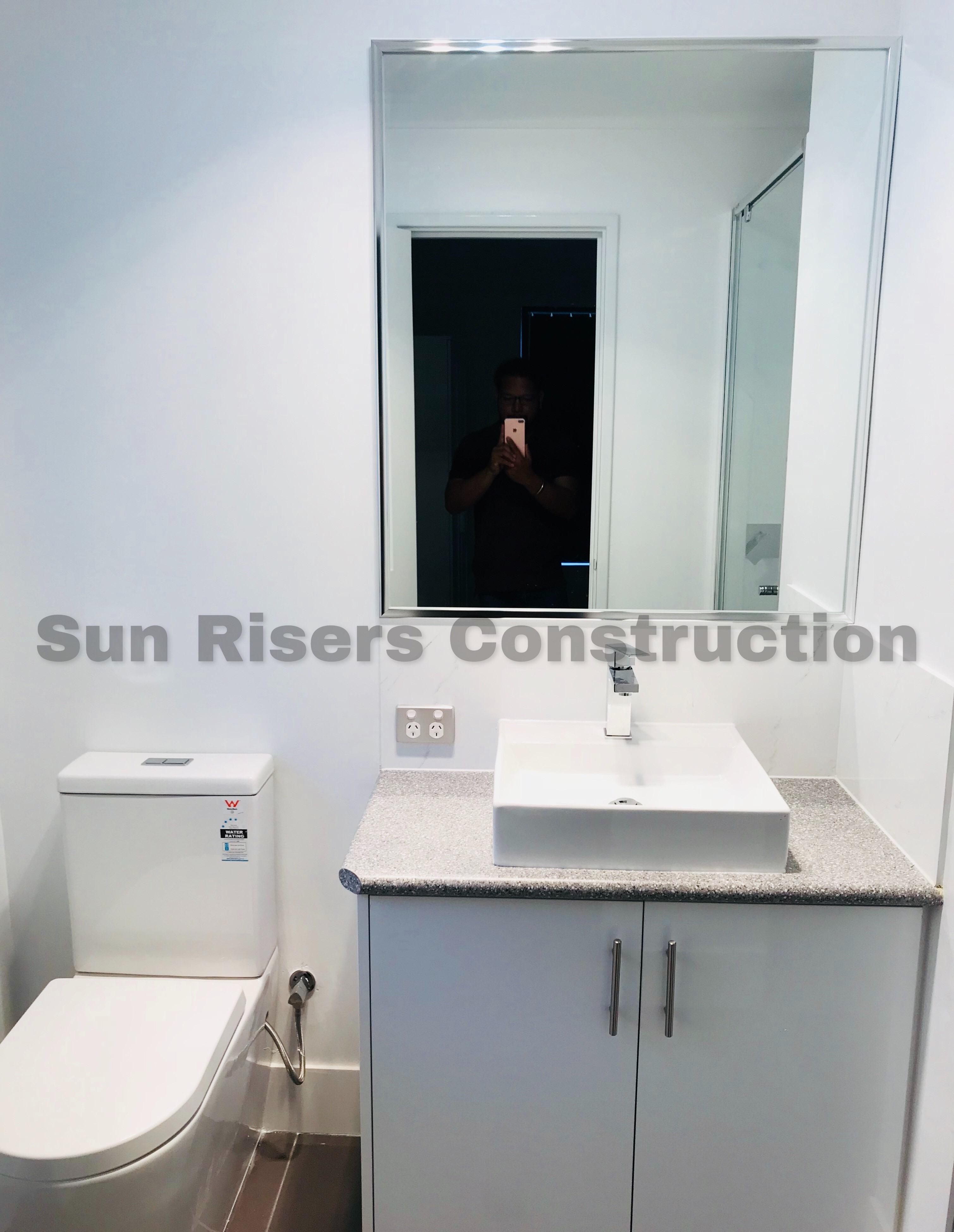 South Perth Bathroom Reno
